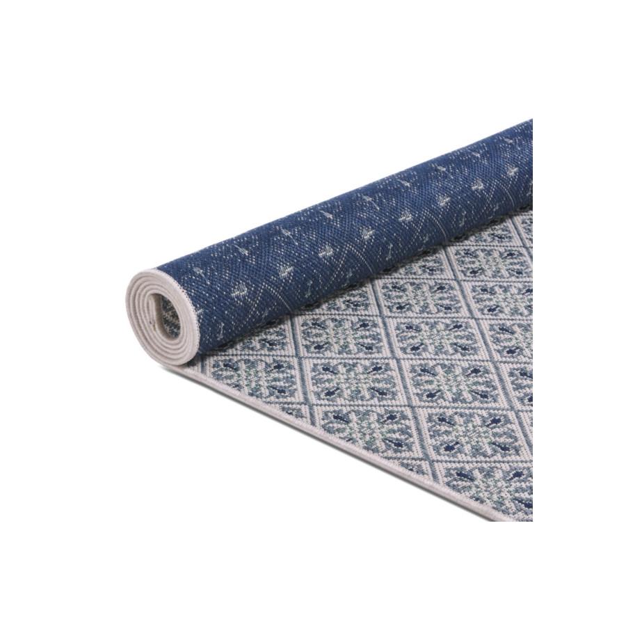 Tapis 160x230 cm CAPRI bleu