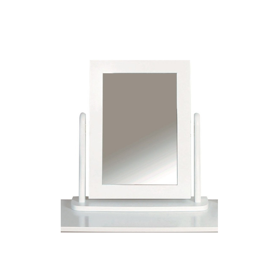 Miroir BARROCO Blanc